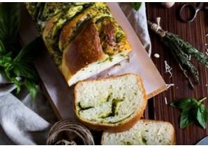 Хлеб Итальянский с травами 200гр
